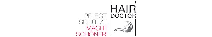 HAIR DOCTOR Markenbanner