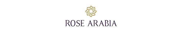 Rose Arabia Markenbanner