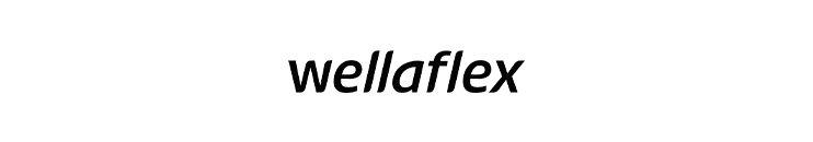 wellaflex Markenbanner