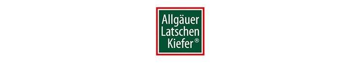 Allgäuer Latschenkiefer Markenbanner