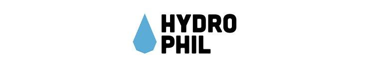 HYDROPHIL Markenbanner