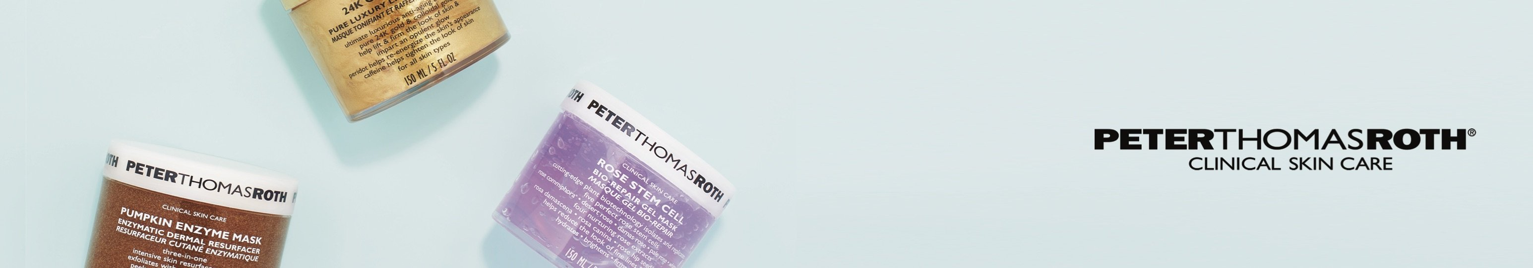 Peter Thomas Roth Markenbanner