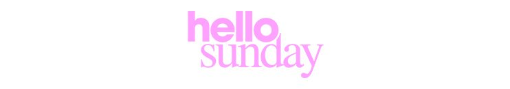 Hello Sunday Markenbanner