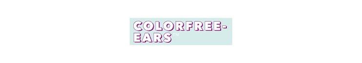 Colorfree Ears Markenbanner
