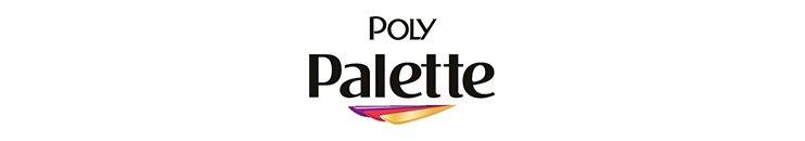 Poly Palette Markenbanner