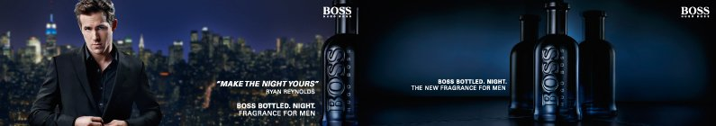 Hugo Boss Bottled Night Parfum