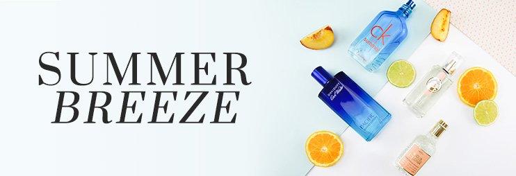 Aktuelle Sommerdüfte – jetzt entdecken!