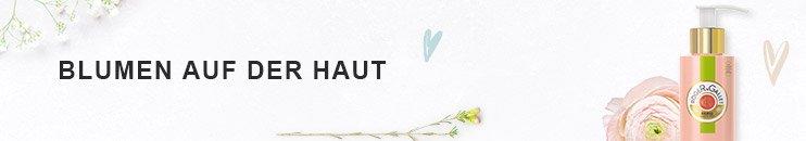 Florale Körperpflege - Jetzt entdecken