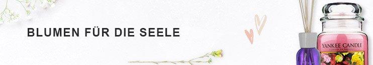 Florale Wellnessprodukte - Jetzt entdecken
