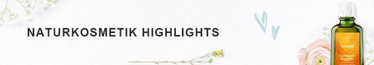 Naturkosmetik Highlights Herren - Jetzt entdecken
