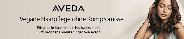 AVEDA Info Vegane Produkte und Frau
