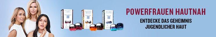 Biotherm Blue Therapy Gesichtscremes mit Frauen