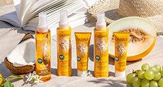 Sonnenschutz Produkte von Caudalie