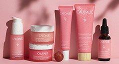 Produkte der Serie Caudalie Vinosource