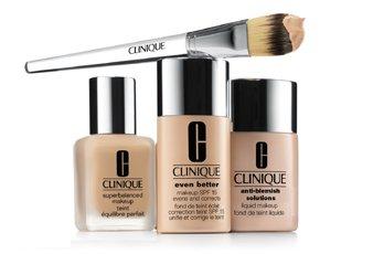 Clinique Foundation Produkte