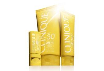 Clinique Sonnenpflege Produkte