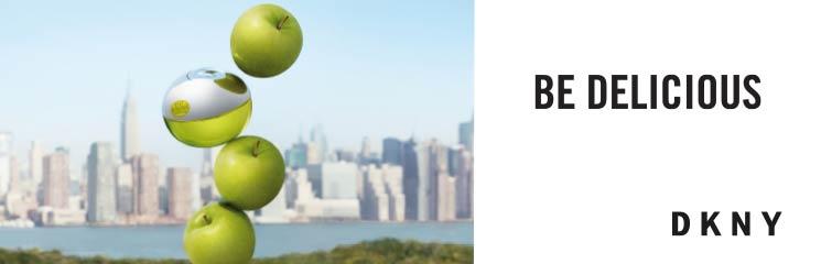 DKNY Be Delicious Parfum und Äpfel