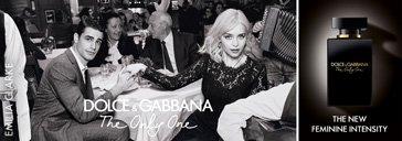 Flakon von Dolce&Gabbana The Only One und Personen
