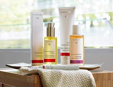 Dr. Hauschka Körperpflege Produkte
