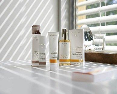 Dr. Hauschka Gesichtspflege Produkte