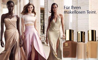 Estée Lauder Gesichts Make-up Produkte und Frauen