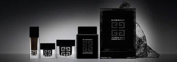 Pflege Produkte vor dunklem Hintergrund