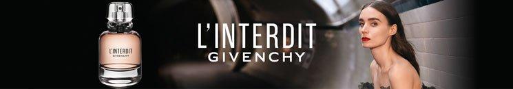 Frau und Givenchy L'Interdit Parfum