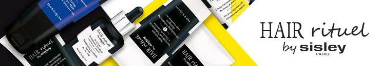 Hair Ritual by Sisley Logo und Produkte