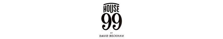 House 99 by David Beckham Logo