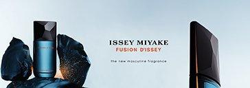 Flakons von Issey Miyake Fusion d'Issey