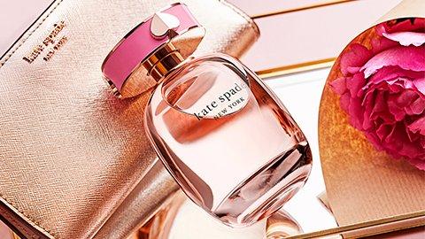 Kate Spade Parfum Flakon New York