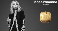 Flakon Paco Rabanne Lady Million und Frau