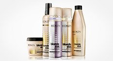 Redken Blonde Idol Serie