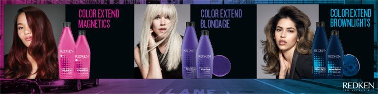 Redken Color Extend Markenbanner