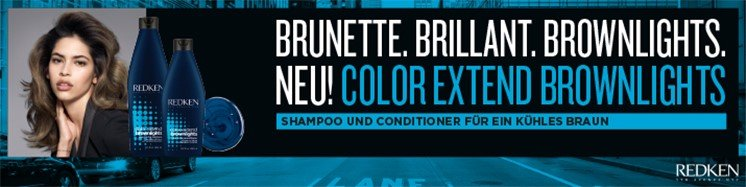 Redken Color Extend Brownlights Markenbanner
