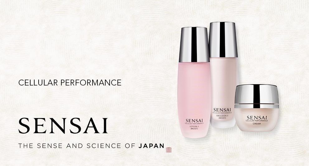 Basis Anti-Aging Produkte von Sensai