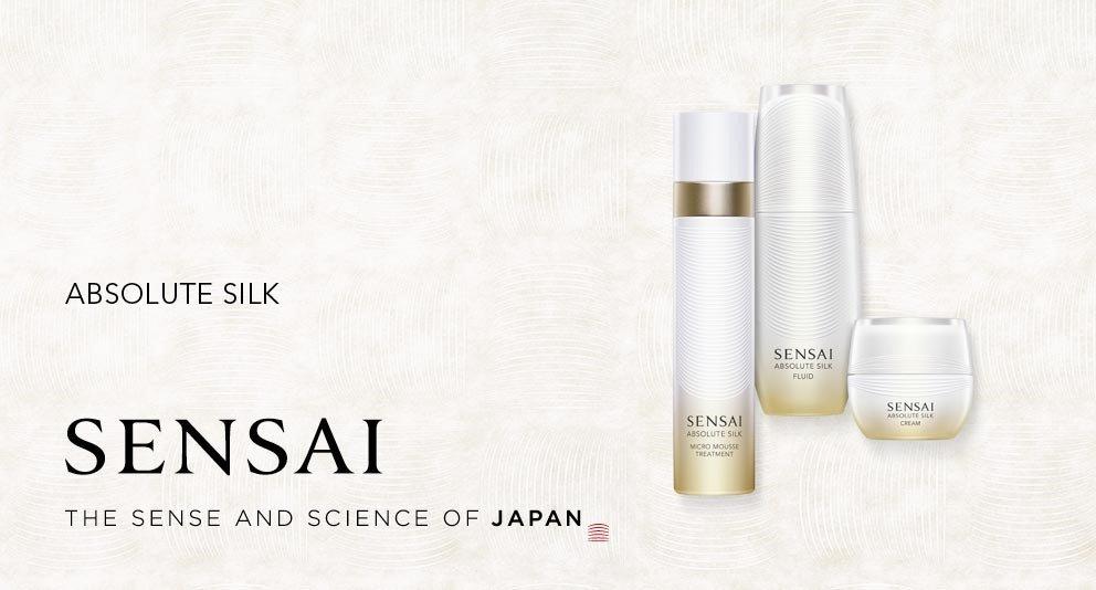 Spezial Anti-Aging Produkte von Sensai