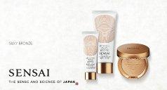 Silky Bronze Produkte von Sensai
