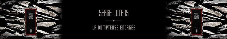 Serge Lutens Collection Noire La Dompteuse Encagée Flakons