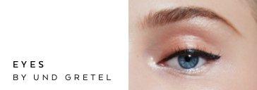Auge und Eyes by Und Gretel