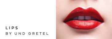 Lippen und Lips by Und Gretel