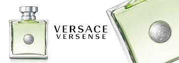 Versace Versense Parfum Flakons