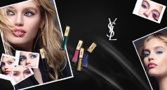 Yves Saint Laurent Augen Make-up