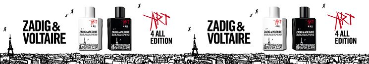 Zadig&Voltaire Art 4 all Düfte