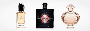 Große Auswahl an Damenparfum bei Flaconi