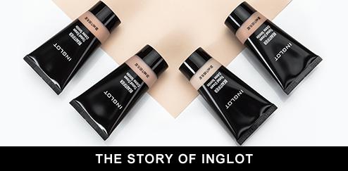 Inglot - Jetzt entdecken!
