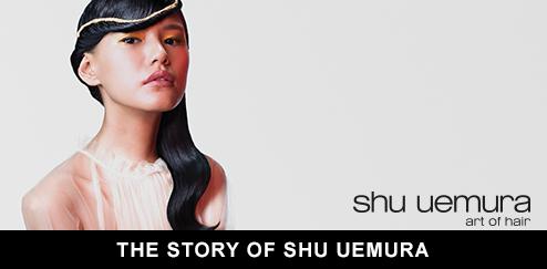 The Story of: Shu Uemura