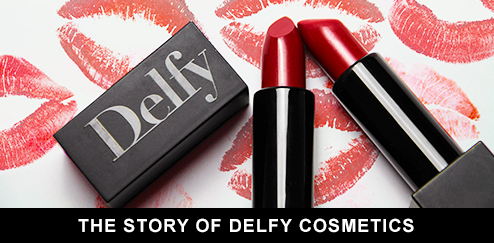 The Story of: Delfy Cosmetics