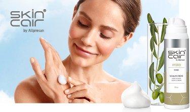 Skincair HYDRO Hand Schaum-Creme