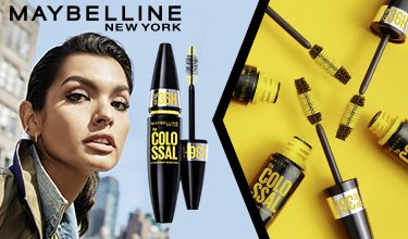 Maybelline - Colossal